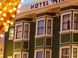 Hotel Boheme, hotel near Coit Tower, San Francisco