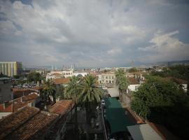 Ada Apart Otel, appartement in İzmir