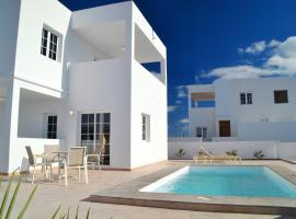Villa Deluxe Atlantico Rubicon, cottage in Playa Blanca