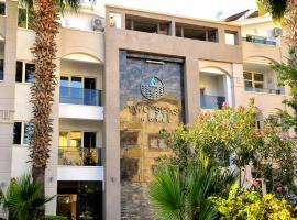 Two Seas Hotel, готель у Мармарісі
