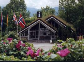 Hardanger Feriesenter Nesvika, hotell i Norheimsund