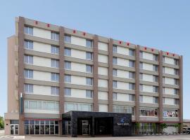 クォードインyokote、横手市のホテル