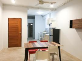 방콕에 위치한 홈스테이 Tang Guang Aeum Coffee Residence