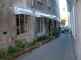 A La Porte Saint Jean、ラ・ストゥレーヌのホテル