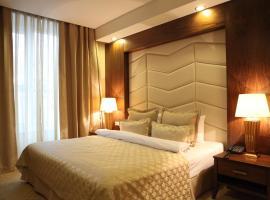 Volga Premium Hotel, hotel in Cheboksary