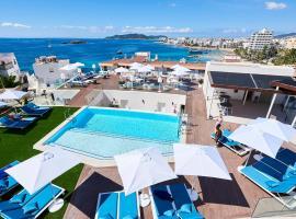 Eurostars Ibiza, Hotel in der Nähe von: Punta Pedrera, Ibiza-Stadt