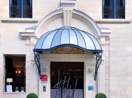 The Originals Boutique, Hôtel Le Londres, Saumur (Qualys-Hotel), отель в городе Сомюр