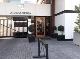Alessandria Apart - El Bosque Norte, hotel en Santiago