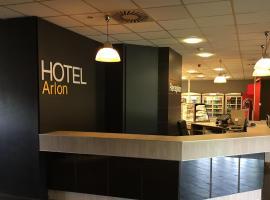 Hotel Arlon, hotel in Arlon