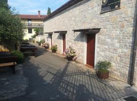 Apartmani Dorma, hotel near Dvigrad Castle, Vidulini