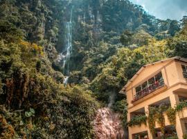 Termales Santa Rosa De Cabal, resort in Santa Rosa de Cabal