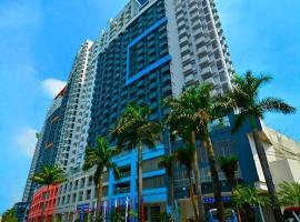 Bryans Pad Araneta Center, hotel near Cubao, Manila