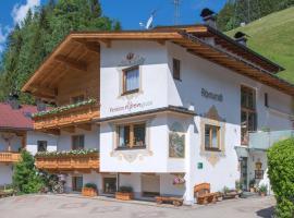 Pension Alpengruss, homestay in Gerlos
