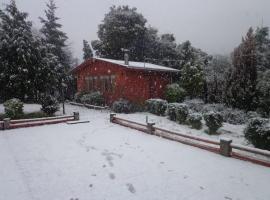 Puelche de Antuco, lodge in Antuco
