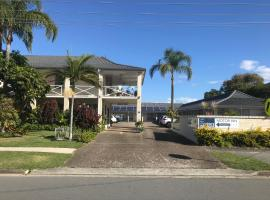 Cooks Endeavour Motor Inn, hotel near Fingal Head Lighthouse, Tweed Heads
