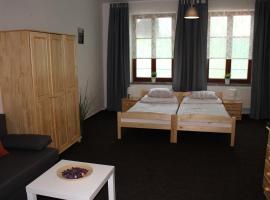 Penzion Stare nadrazi, ubytování v soukromí v Ostravě