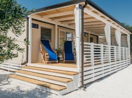 Olive Tree Mobile Homes, glamping site in Biograd na Moru