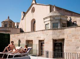 Hotel Palazzo Papaleo, hotel in Otranto