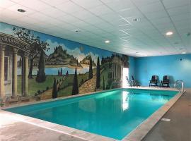 Hotel Palanka, hotel with pools in Valkenburg