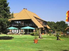 Hotel Seewisch, hotel in Flessenow