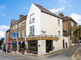 La Gaffe - Restaurant with Rooms, homestay in London