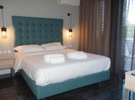 "Esperides Hotel, hotel near Kavala International Airport """"Megas Alexandros"" - KVA, Limenas"