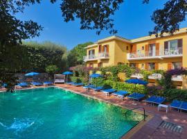 Hotel Cleopatra, hotel near Aragonese Castle, Ischia