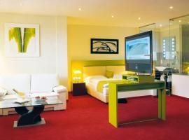 Hotel Restaurant Pusswald, hotel en Hartberg