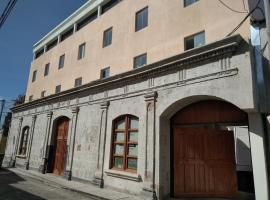 Apartamentos Beaterio Yanahuara, hotel in Arequipa