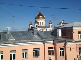 Apartment on Ostozhenka 5, apartment in Moscow