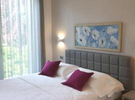 Hotel Quarcino, отель в Комо