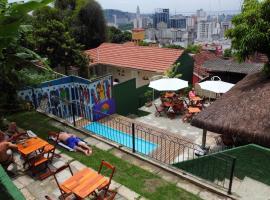Rio Forest Hostel, hostel in Rio de Janeiro