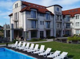 Eurybia – hotel w Łebie
