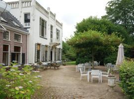 De Jufferen Lunsingh, hotel near Groningen Station, Westervelde