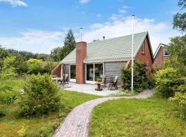 Wad Else, villa in Lauwersoog