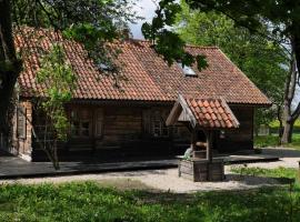 Mazurska Chata – hotel w mieście Ruciane-Nida