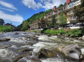 Gatlinburg River Inn, hotel in Gatlinburg