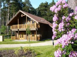The Dorset Resort, cabin in East Stoke