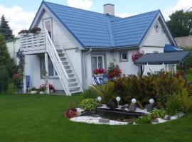 Luha Private House, loma-asunto Pärnussa