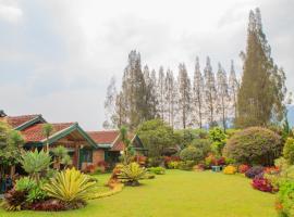 Wulan Garden Villas, hotel near Tangkuban Perahu Volcano, Leuweungdatar