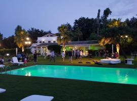 Parco d'Arte AltArt, bed & breakfast a Rende