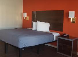 Econo Inn Lackland AFB-Seaworld San Antonio, motel in San Antonio