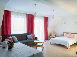 Mieszkanie nad morzem, apartment in Niechorze