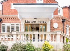 Linton Hotel Luton, hotel near London Luton Airport - LTN,