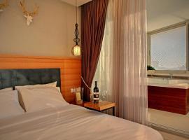 Shanziv, מלון ליד הפארק הלאומי אכזיב, נהריה