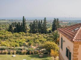 Villa La Lumia B&B Suites & Apartments, hotel boutique a Agrigento
