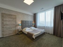 Hotel Scout – hotel w pobliżu miejsca Sanktuarium Matki Bożej Częstochowskiej w mieście Częstochowa