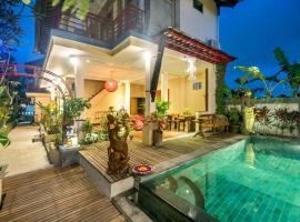 Metteyya Healing House, bed & breakfast ad Ubud