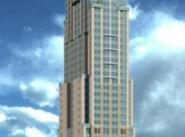 Valero Grand Suites by Swiss-Belhotel, hotel in Manila