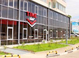 TIME hotel, hotel in Vladivostok